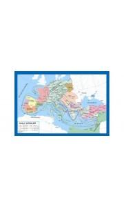 Haçlı Seferleri Tarih Ders Haritası