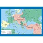 1. Dünya Savaşı Tarih Dersi Haritası